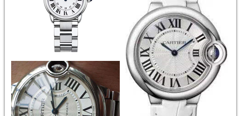 Simple and clear sports style tasting Copy Cartier series chronograph
