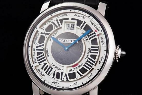 Cartier Rotonde De Cartier replica 01