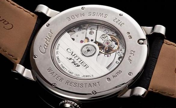 Cartier Rotonde De Cartier replica 02