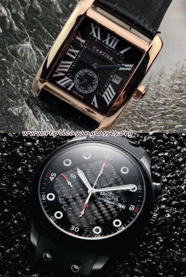 What Is The Famous Series Of Cartier Mechanical Watches?