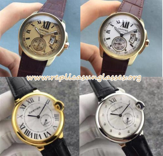 How To Solve The Rusty Of Cartier replica Watch Dial